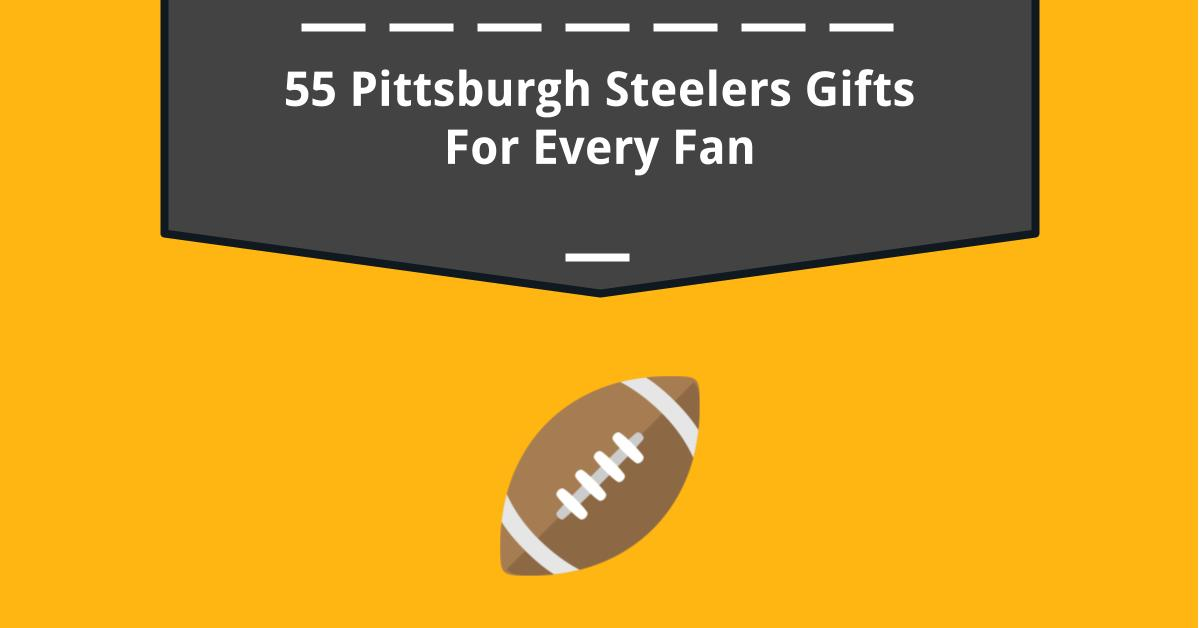 390edb5d3 59 Pittsburgh Steelers Gifts For Every Fan In 2019 - GiftTable
